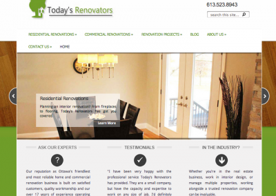 Today's Renovators