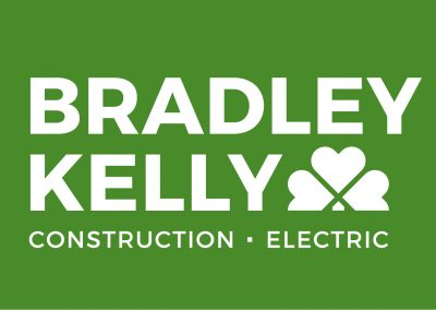 Bradley Kelly Construction Electric Website Development and Rebrand